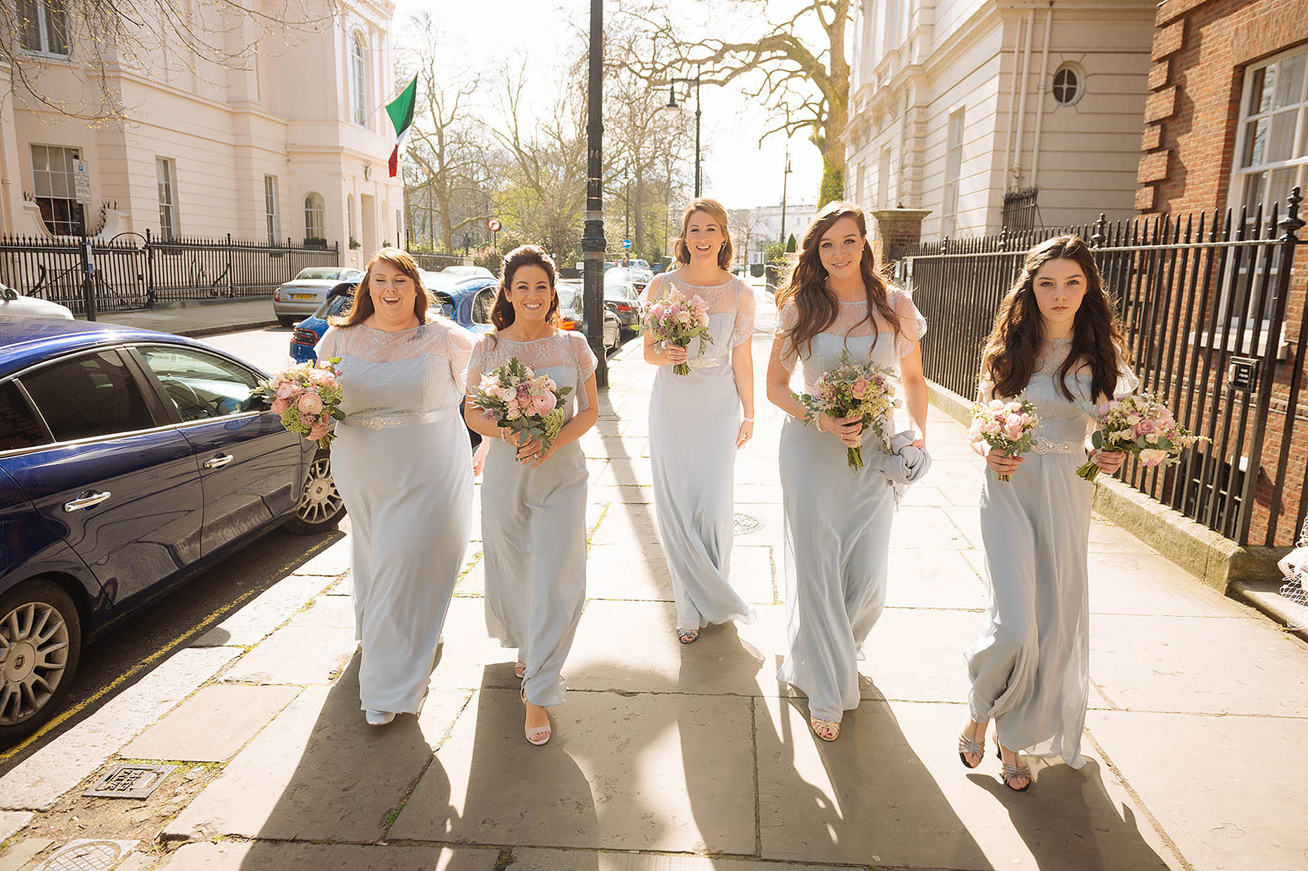 bridesmaids-arrival-caledonian-club-wedding-photography-01
