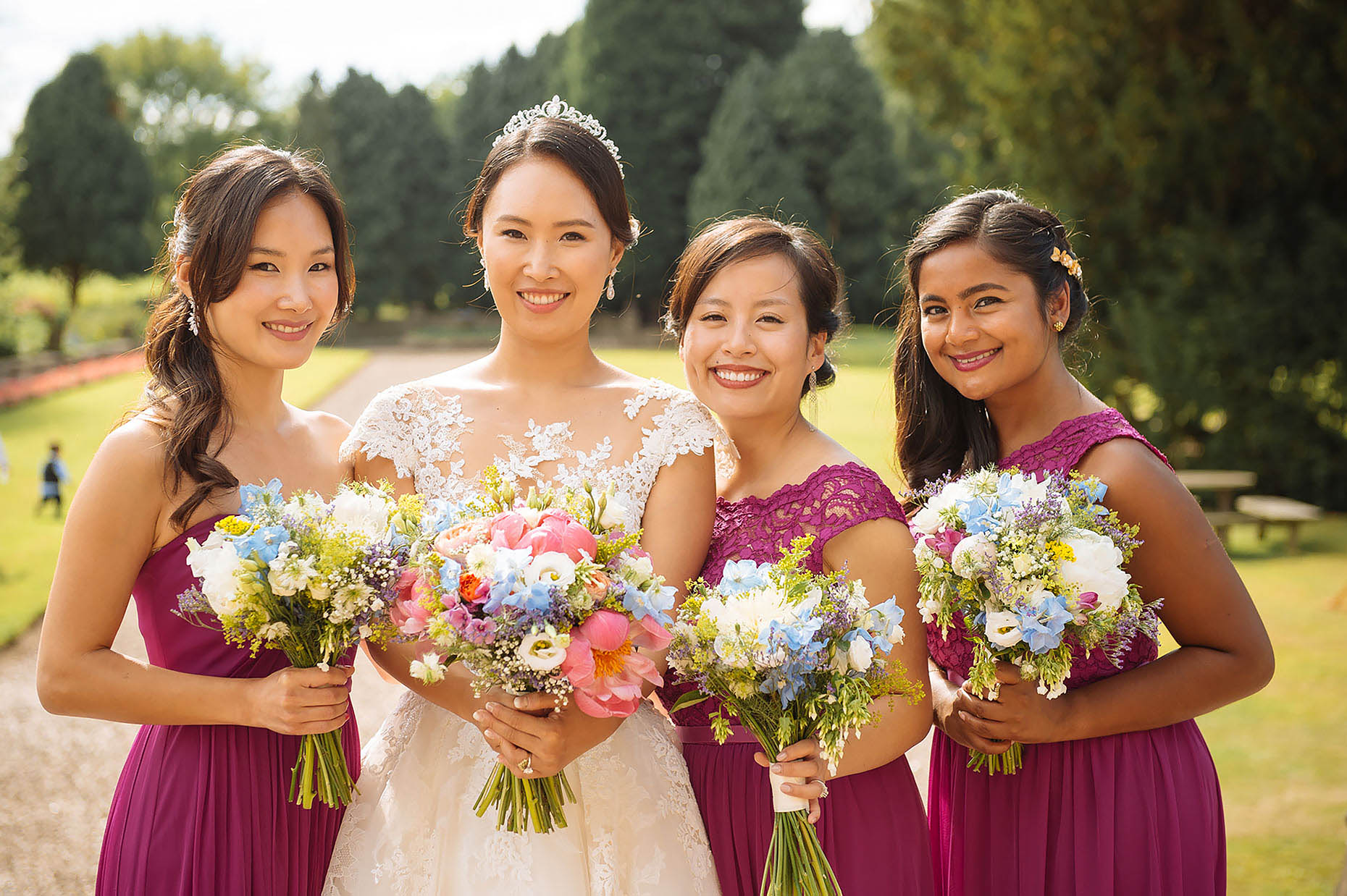 chay-felix-bride-with-bridesmaids-beaumanor-hall-leicestershire-wedding-photography-24