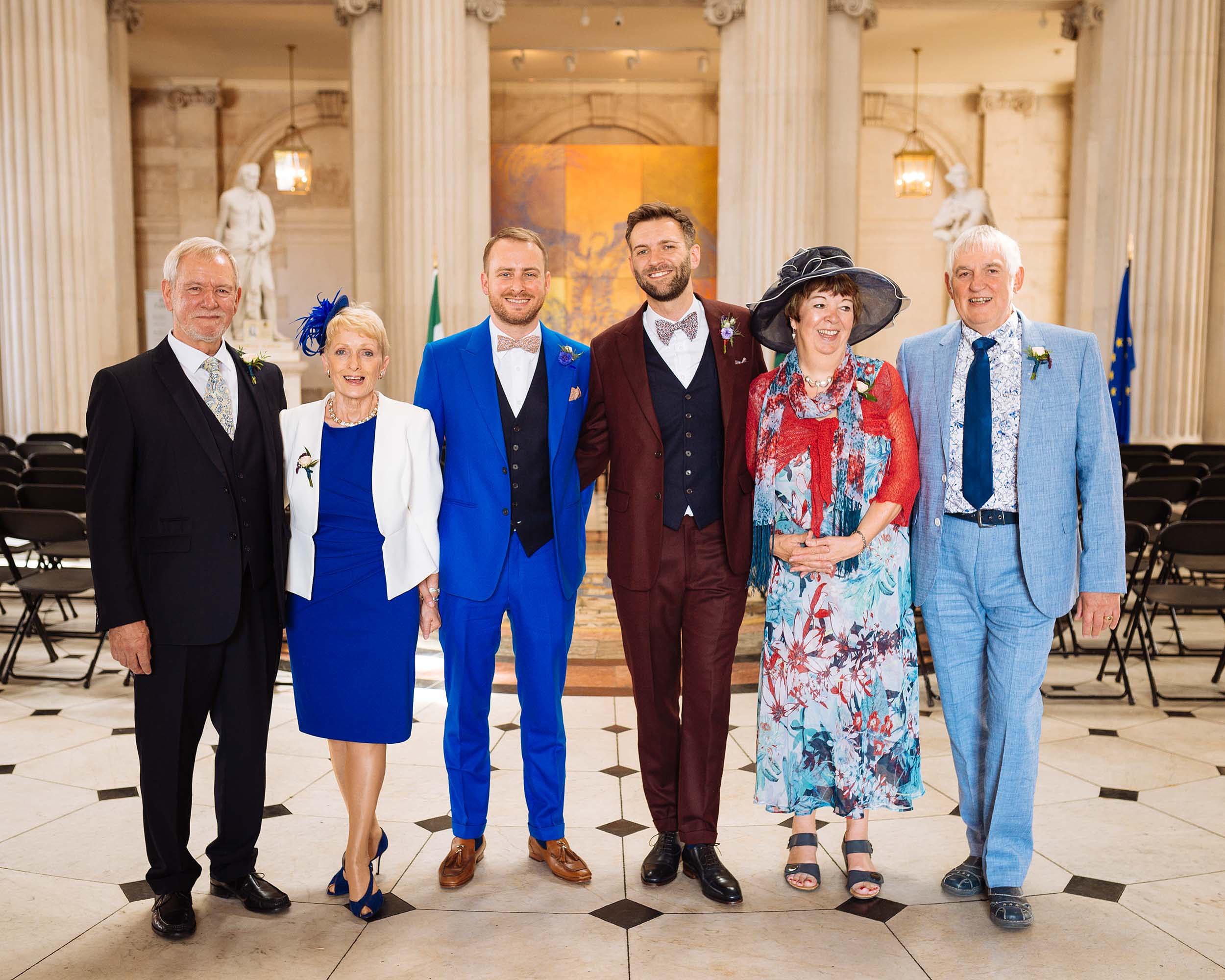 group-shot-gay-wedding-ireland-city-hall-15