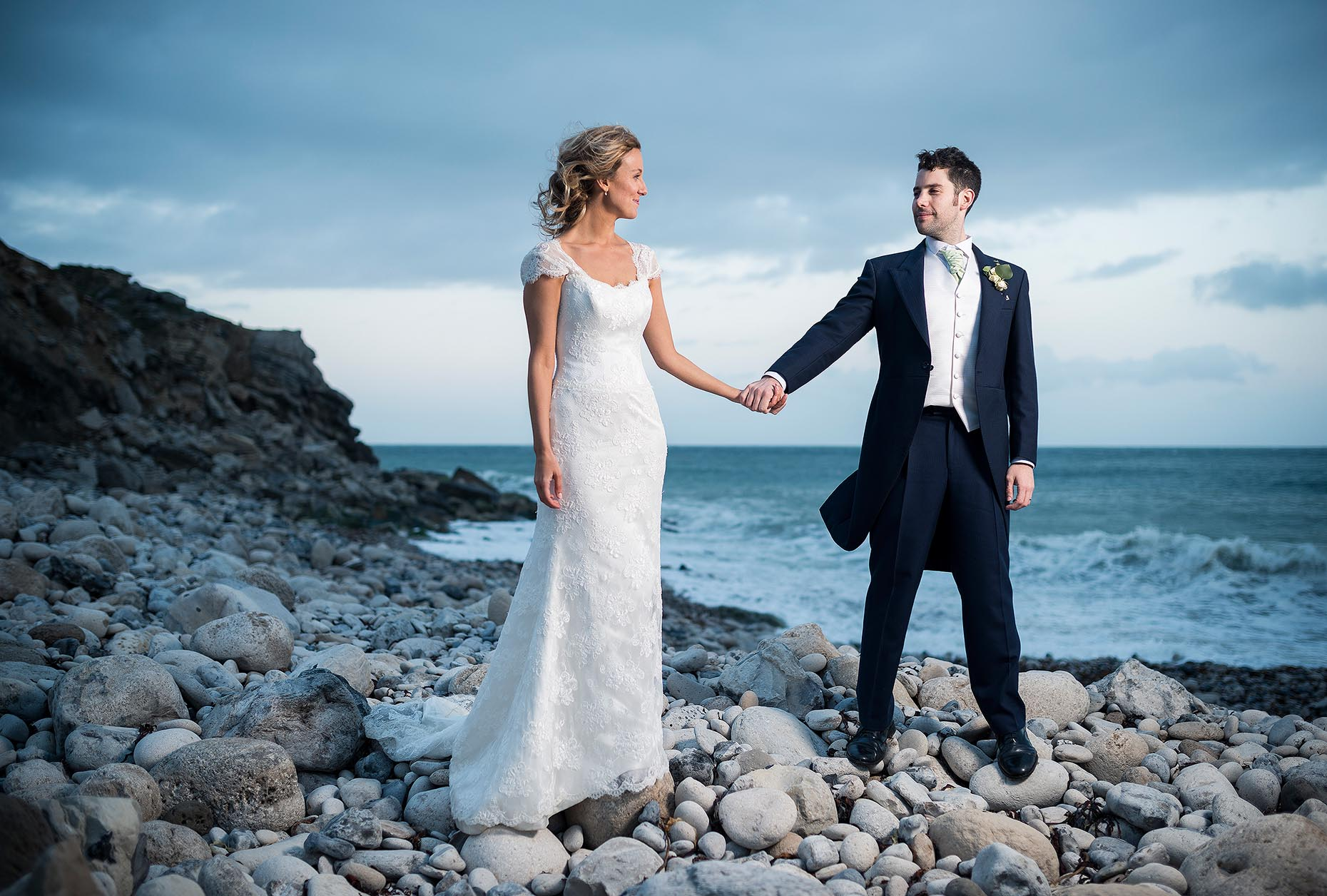 helen-twilight-profoto-church-ope-cove-wedding-dorset-coast-01