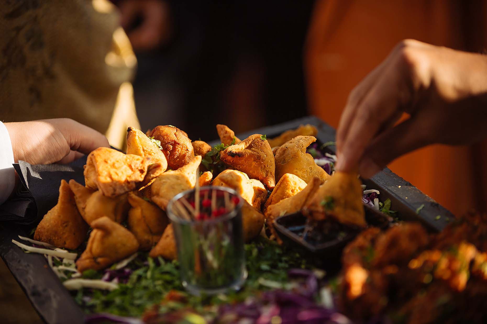 indian-wedding-food-samosa-canapes-london-bethnal-green-hackney-16