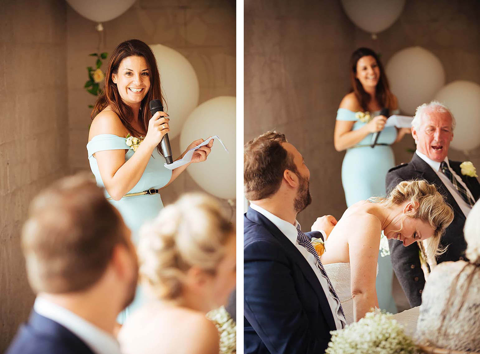 leila-bridesmaid-speech-axnoller-house-dorset-weddings-15