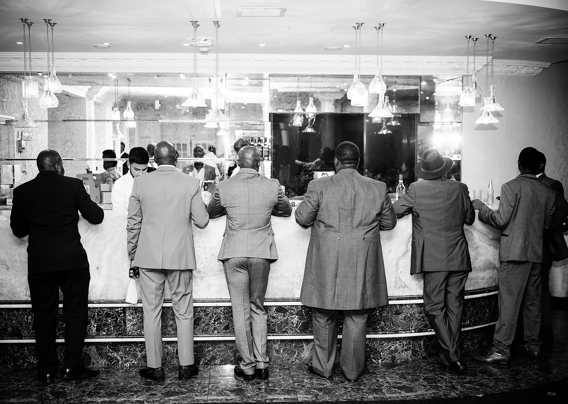 men-at-bar-black-and-white-the-landmark-hotel-london-reception-venue-46