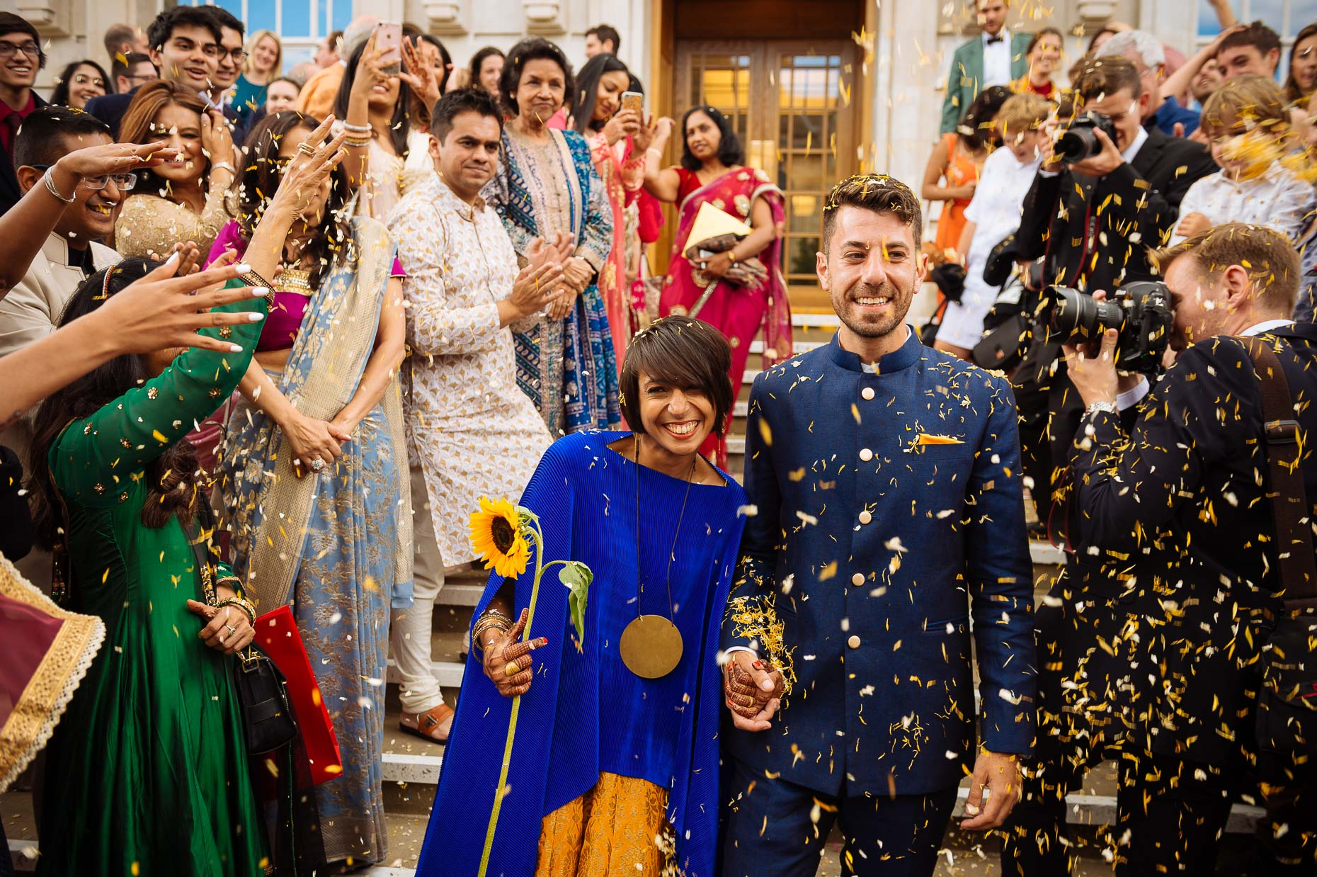 pooja-dan-hackney-town-hall-confetti-steps-london-asian-wedding-photography-10