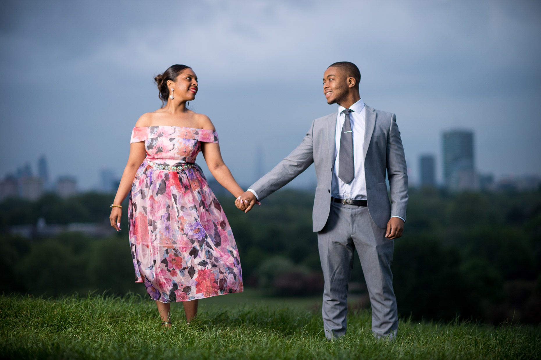primrose-hill-wedding-engagement-shoot-profoto-twilight-05