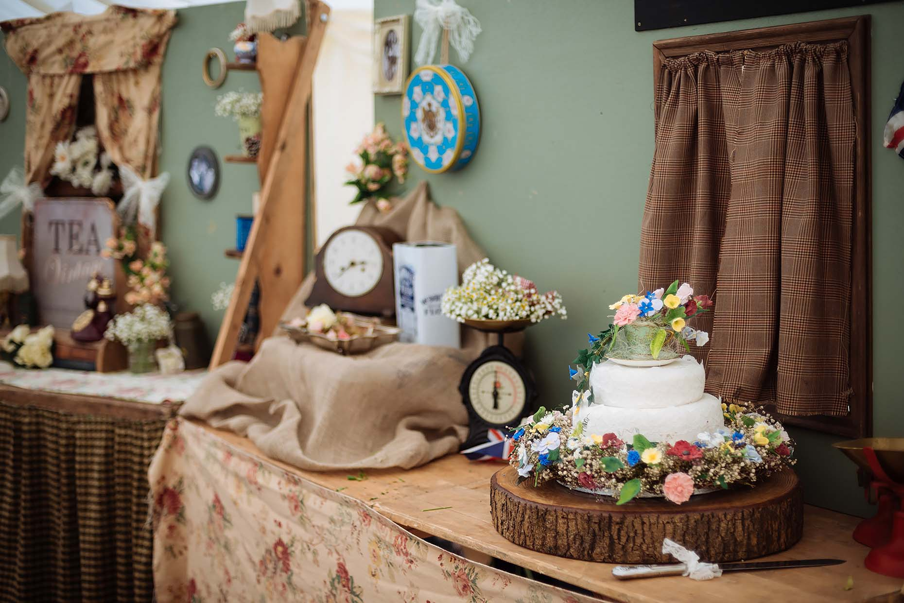 wedding-rural-vintage-decor-style-cake-30